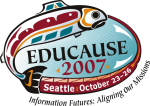 educause 2007 logo